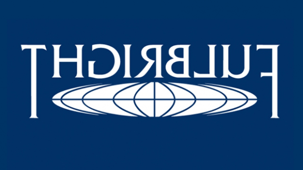 This is the Fulbright logo.