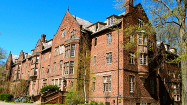 Photo of Rockefeller Hall